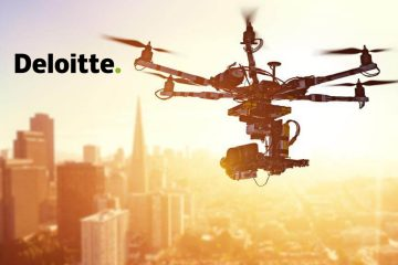Deloitte Launches New Drone Offering With a Focus on Government, Health Care, Energy and Insurance Clients