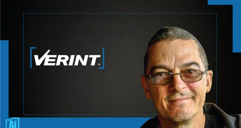 Interview with Joe Dumoulin, CTO & Innovation Officer at Verint Intelligent Self-Service