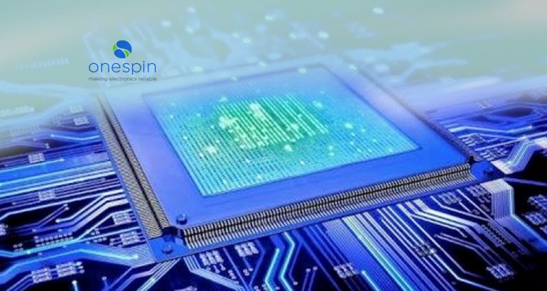 """Onespin Launches """"App"""" for Formal Verification of Floating-Point Hardware Critical for Machine Learning and Deep Learning Chips"""