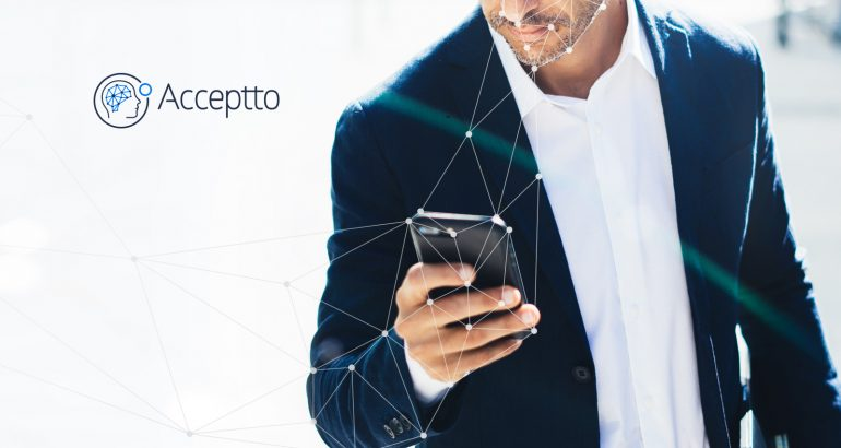 Acceptto Emerges from Stealth Mode with Introduction of Cognitive Authentication
