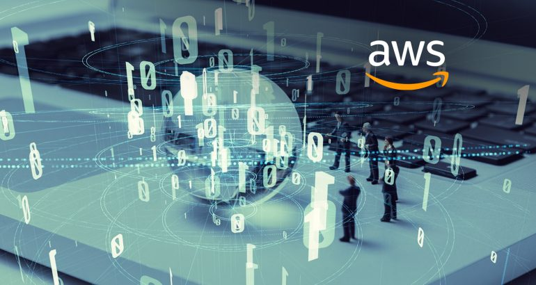 Amazon Web Services and Lockheed Martin Team to Make Downlinking Satellite Data Easier and Less Expensive