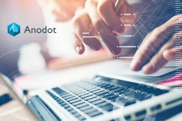 Anodot Expands Relationship With AWS Enabling Customers To Monitor Business Metrics In Real Time
