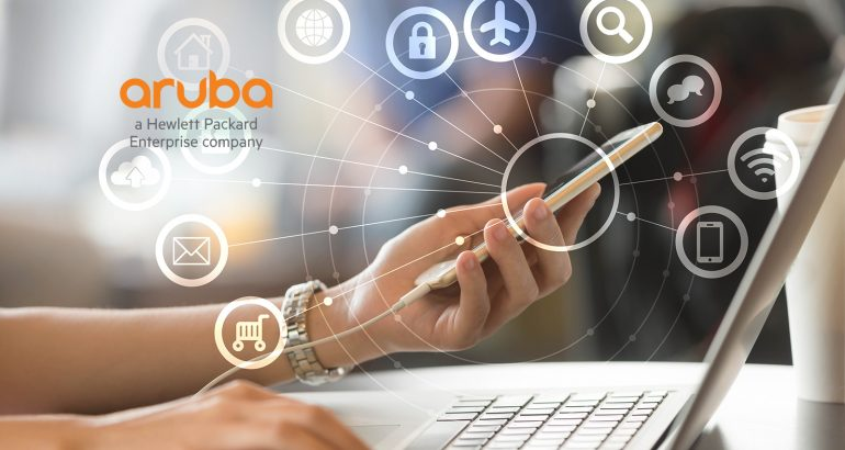 Aruba Introduces New Secure, AI-Powered Mobility Innovations for the Experience Edge