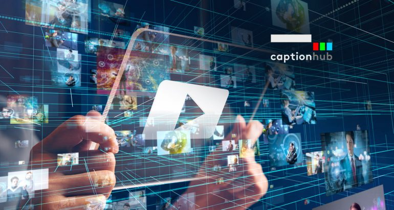 CaptionHub Partners with Brightcove for Online AI Video Subtitling