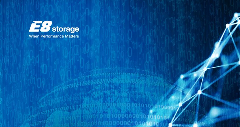 E8 Storage Partners with Clustar Technology, Expanding Its Global Presence