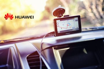 "Huawei Releases ""Key Scenarios of Autonomous Driving Mobile Network"""