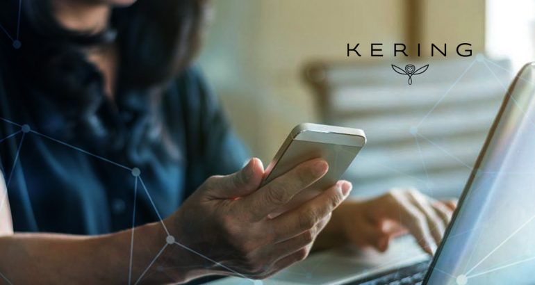 Kering Announces New Developments in Its Digital Strategy
