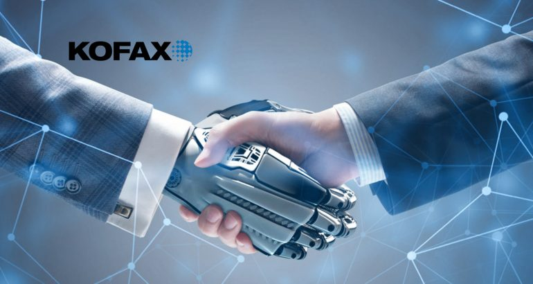 """Kofax and Rabobank Deliver Featured Presentation on Intelligent Automation at """"AI Enabled Enterprise"""" Event"""