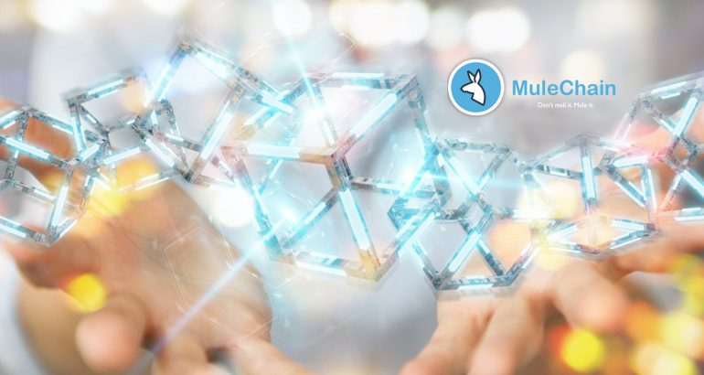 MuleChain Launches Crowdfunding Campaign on StartEngine Platform for Blockchain-Powered Delivery Service