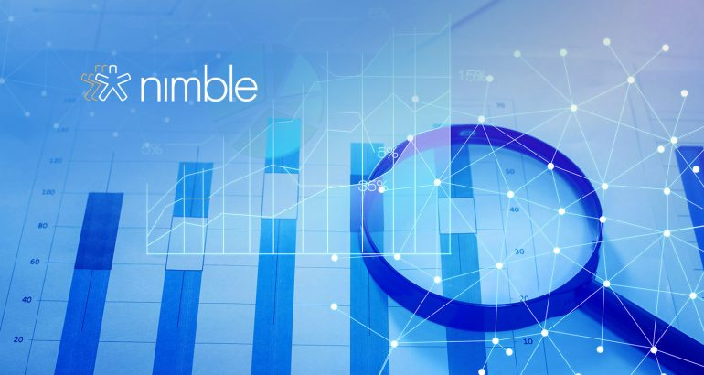 Nimble Launches Android Mobile CRM 3.0, Enhanced Relationship & Pipeline Manager for Office 365, G Suite