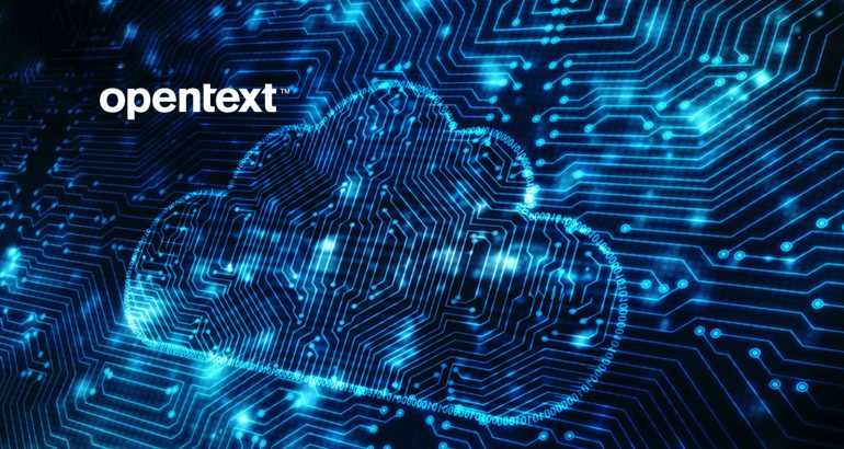 OpenText Partners With Google Cloud to Deliver Enterprise Information Management on Google Cloud Platform