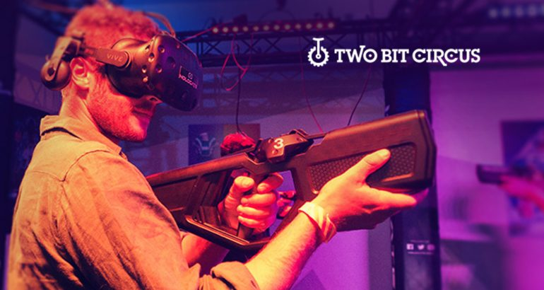 Two Bit Circus Micro-Amusement Park™ Debuts Virtual Reality Game PING! and Hosts PING! Tournament In Downtown Los Angeles