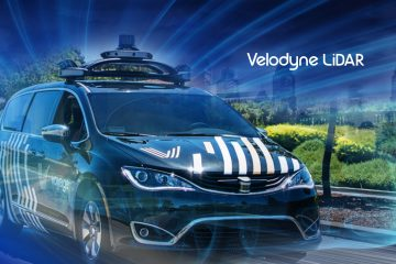 Velodyne Lidar Sensors Power ThorDrive's Trailblazing Autonomous Driving Commercial Vehicle Services