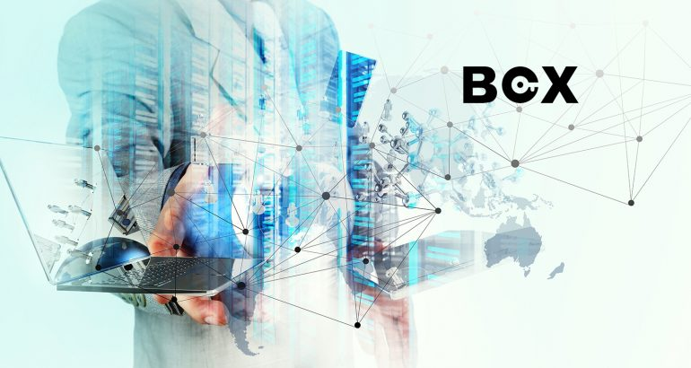 BOX Partners up with Intel, Baidu Cloud and Nasdaq to Unveil Bolaxy