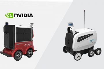 E-Commerce Giants Select NVIDIA Jetson AGX Xavier for Next-Gen Delivery Robots