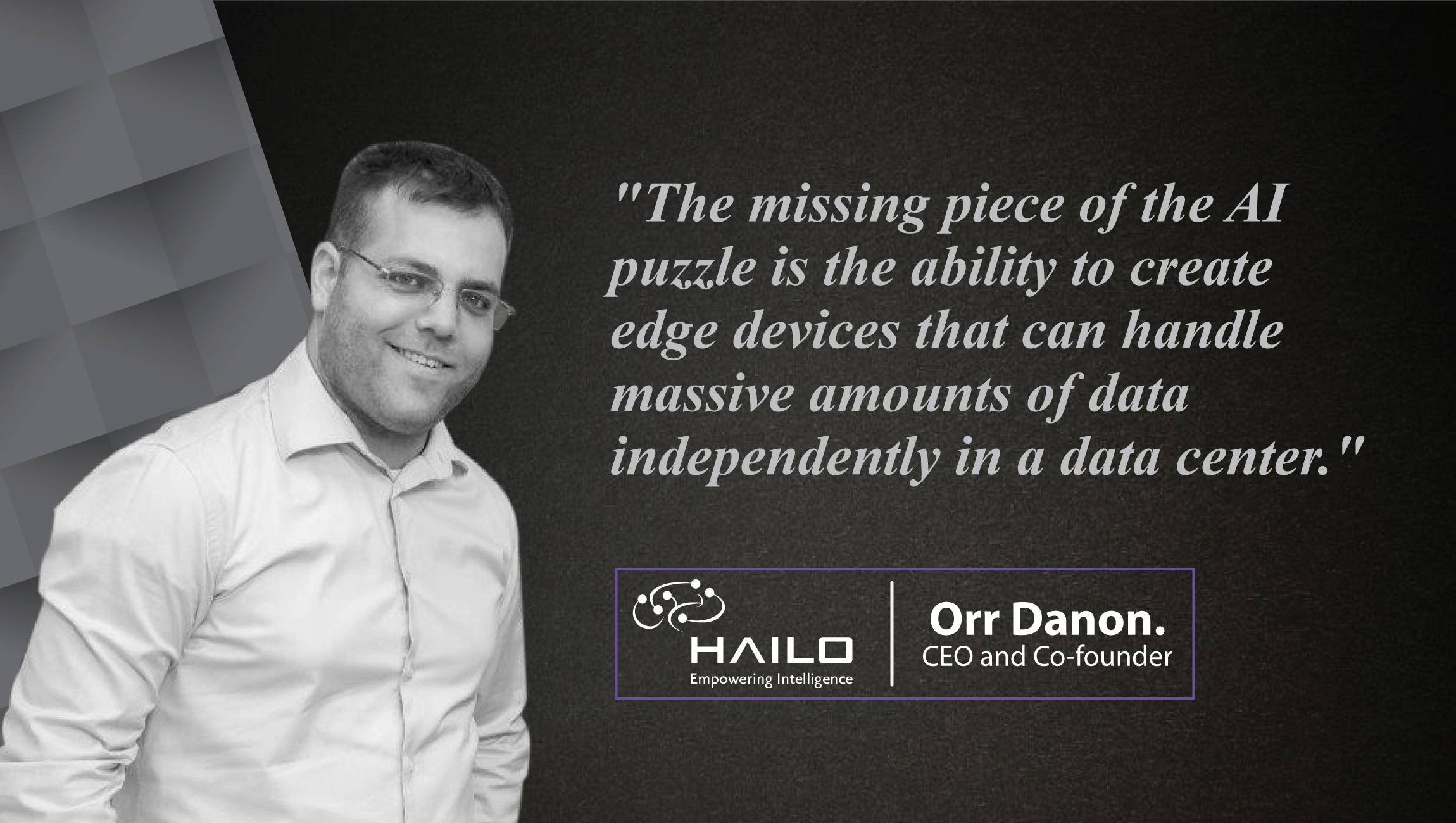 Interview with Orr Danon, CEO and Co-Founder at Hailo_CUE-CARD