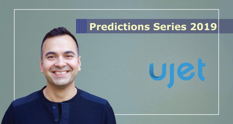 Jumpstart 2019 Interview with Anand Janefalkar, Founder & CEO, UJET