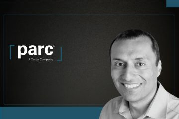 AiThority Interview Series With Raj Minhas, VP, Director of Interaction and Analytics Laboratory at PARC, a XEROX Company