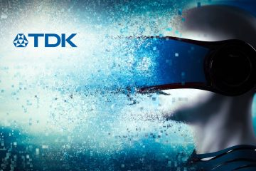 TDK Showcases Solutions for Automotive, AR/VR, IoT, Mobile and Wearables at CES 2019