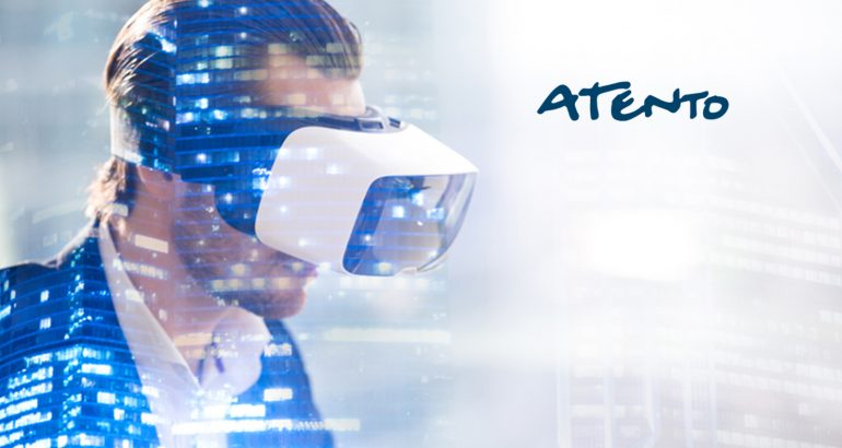 Atento Recognized as the Company with the Highest Digital-Maturity Index in Brazil's Telecommunications and Technology Sector