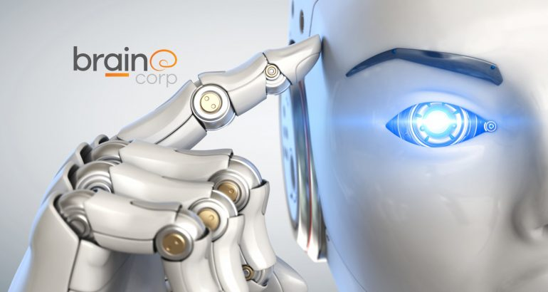 Brain Corp Using NVIDIA Jetson for Latest Robotics Product Powered by BrainOS