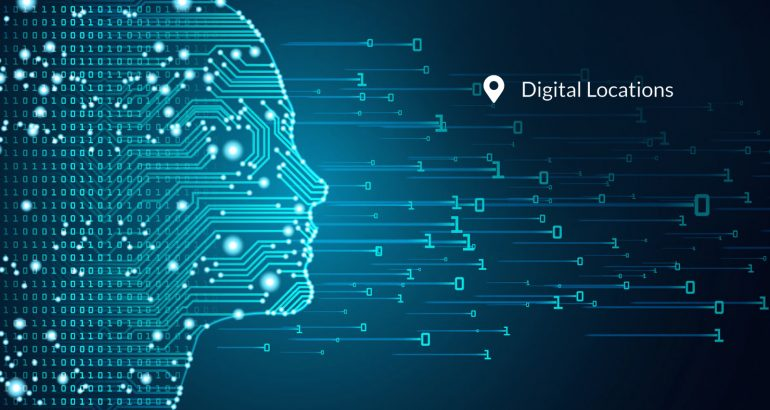 Digital Locations to Use Artificial Intelligence to Create Personalized Digital Content