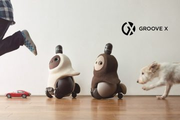 "GROOVE X Introduce a New Companion Robot, ""LOVOT"""