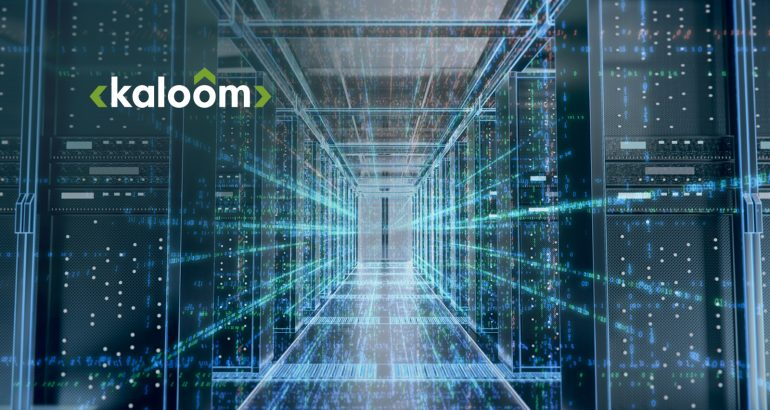 Kaloom's Container Networking Dramatically Improves Overall Application Performance