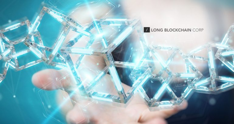 Long Blockchain Establishes Joint Venture with Entrex to Scale Leading Blockchain-Enabled Alternative Trading Platform