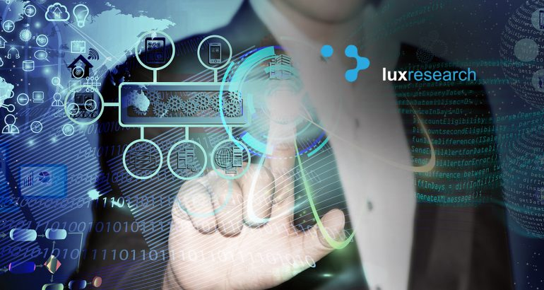 Lux Research Releases Annual List of Top Transformative Technologies