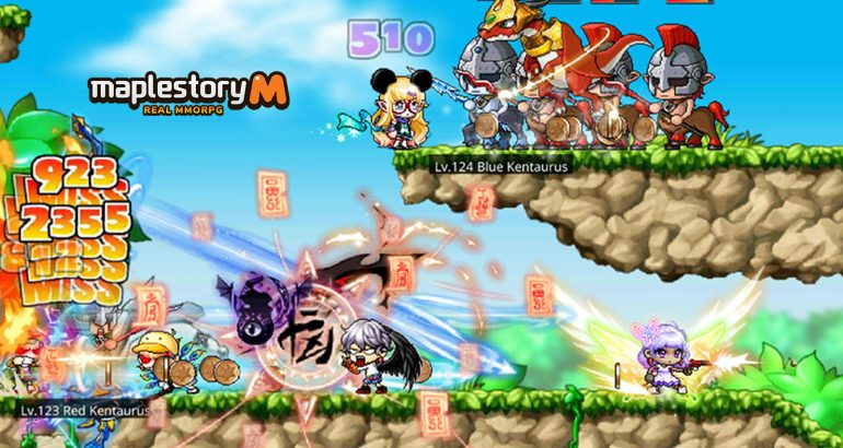 MapleStory M Introduces New Evan Class and Mini-Games