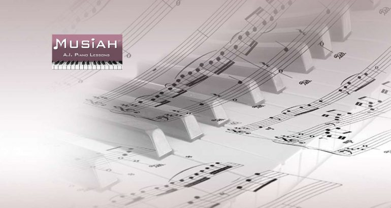 Revolutionary iPad App Musiah Teaches Piano up to 16x Faster