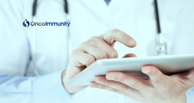 OncoImmunity Receives €2.2 Million to Roll out Its Machine-Learning Platform to Enable the Development of Personalized Cancer Immunotherapies