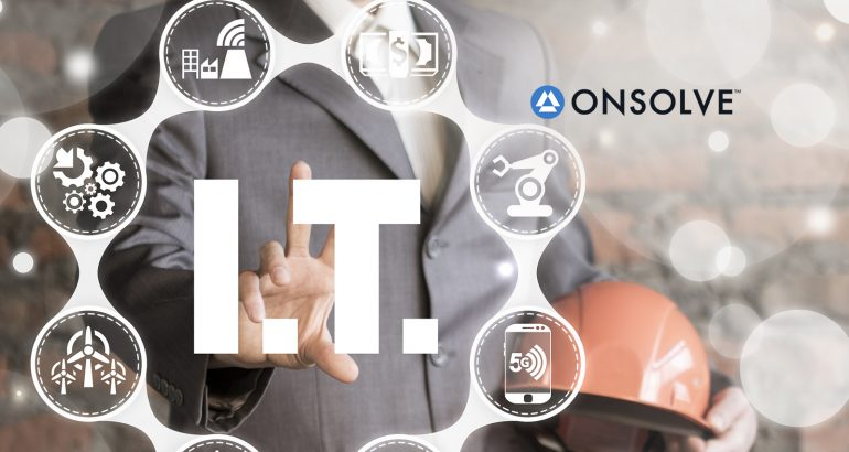 OnSolve Announces Integration with ServiceNow® IT Service Management