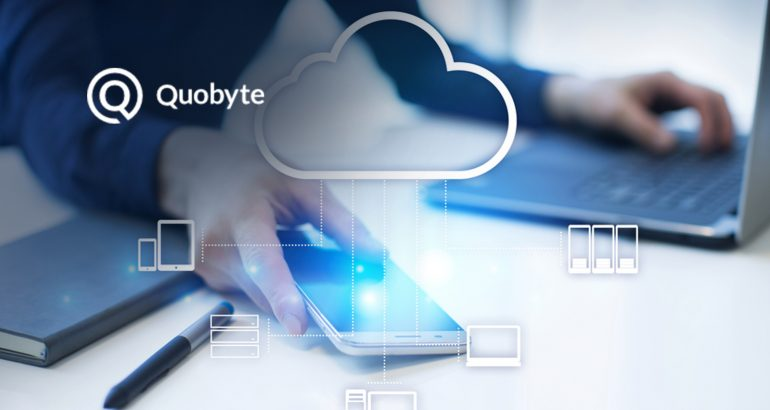 Quobyte Data Center File System Now Available on Google Cloud Platform Marketplace