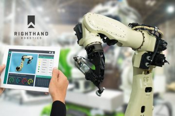 RightHand Robotics Raises $23 Million in Series B Funding