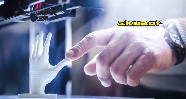 SkuBot, Powered by HP, to Introduce 3D Scanning to Identify Maintenance Repair Parts in Seconds with 98 Percent Accuracy at CES 2019
