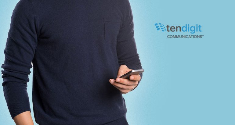 Ten Digit Communications Selects ID R&D to Provide Continuous, Zero-Effort Biometric Authentication to Its Intelligent Messaging Platform