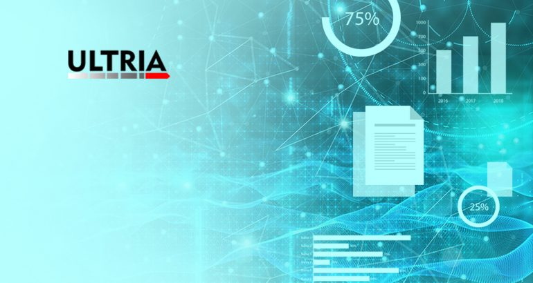 Ultria Extends Its Contract Management Software to Include Integrated Artificial Intelligence Contract Parsing and Data Extraction