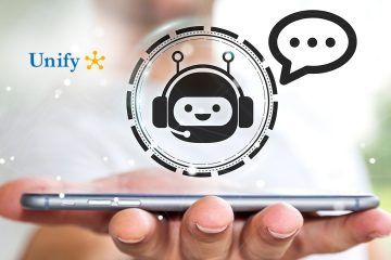 UNIFY Launches Chatbot for Customer Service Solution