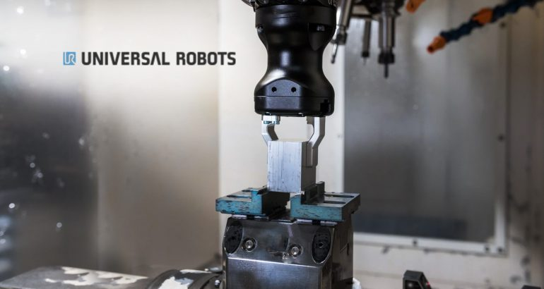 Universal Robots Celebrates 10 Year Anniversary of Selling the World's First Commercially Viable Collaborative Robot