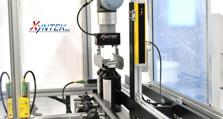 Xyntek Delivers a Validated Collaborative Robot and Serialization Solution