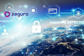 Zeguro Raises $5 Million Seed Investment to Bring Cyber Safety to Small and Midsize Enterprises