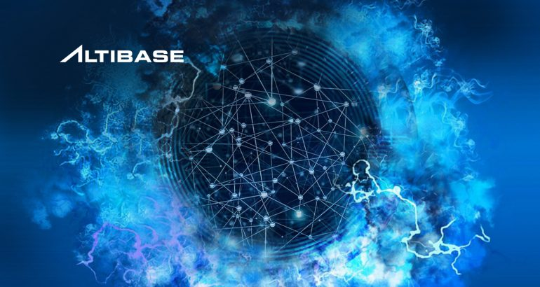 Altibase Is Adopted by CoreDAX, a Cryptocurrency Exchange, for Management of Key It Functions of Matching, Data Distribution and Ledgers