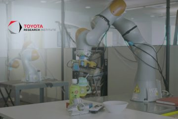 Toyota Research Institute Bets Big In Vegas On Toyota Guardian™ Autonomy