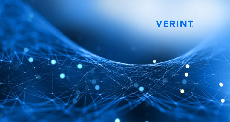 Verint Recognises Customers Across EMEA For Exemplary Results In Customer Engagement, Employee Engagement And Workforce Optimisation