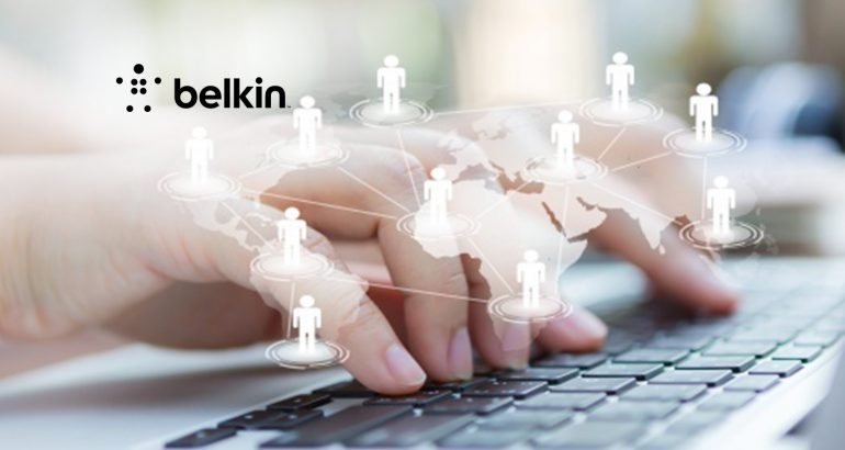 Chargifi and Belkin International Team up to Unlock the Potential of Smart Wireless Charging for Business