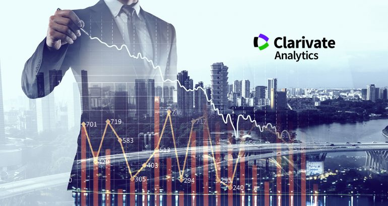 Clarivate Analytics Joins Accenture's Life Sciences Ecosystem to Help Accelerate Innovation in Drug Discovery and Scientific Research