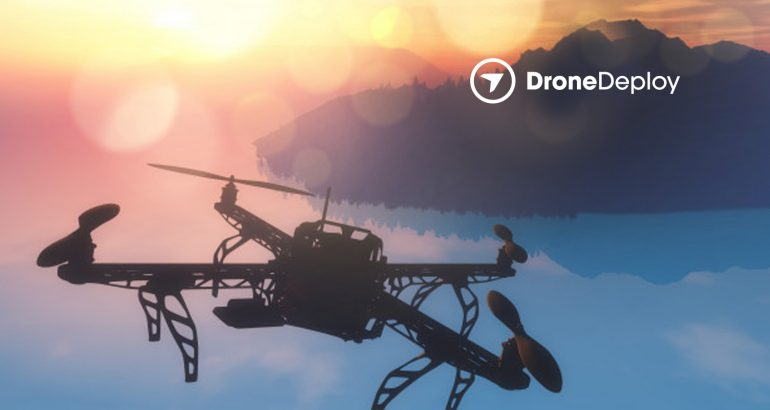 DroneDeploy Customers Complete 1 Million Drone Flights in 2018 as Construction Sector Leads the way in Commercial Drone Adoption