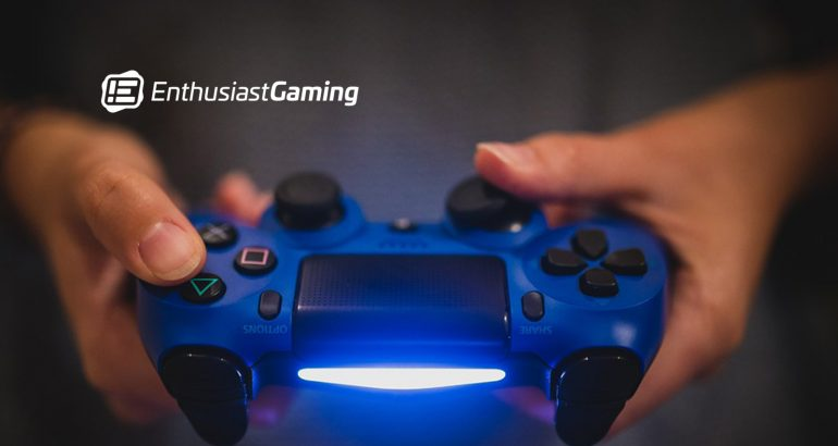 Enthusiast Gaming Announces Exclusive Partnership with Omnia Media and Its 900 Channel Youtube Network and 50+ Million Monthly Visitors